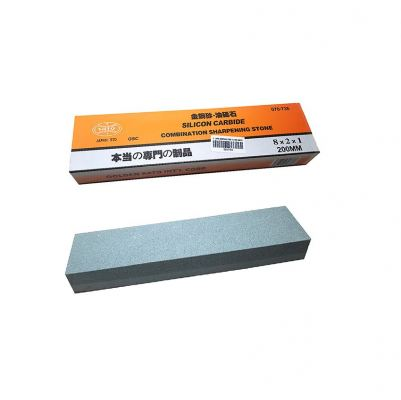 "8"" JAPAN SHARPENING STONE-SILICON CARBIDE-00175H"