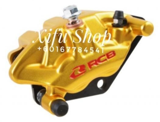 FRONT BRAKE CALIPER RCB NVX155/AEROX S3-SERIES GOLD (01BC032)