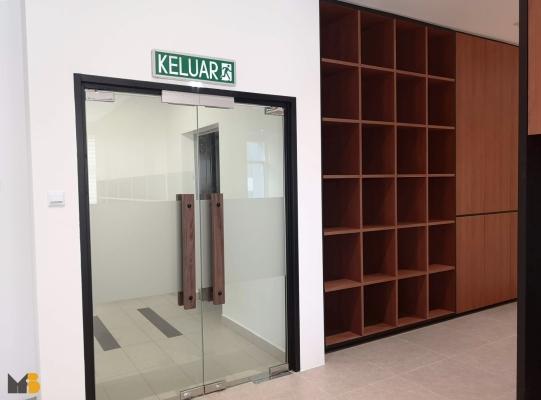 Lilong Exhibition Centre - Second Floor Workspace & Hostel