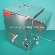 Stainless Steel Water Boiler Electrical Table Top 白钢(用电)桌面型烧水炉