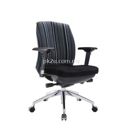 PK-ECOC-3-L-C1- Linear Low Back Chair