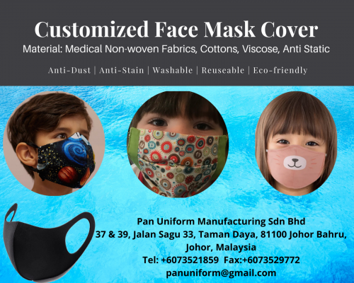 Cloth Face Masks