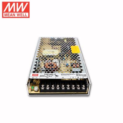 MEAN WELL LRS200-12 12VDC 17A Power Supply