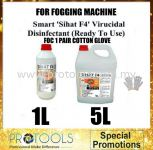 SIHAT F4 VIRUCIDAL DISINFECTANT (READY TO USE)