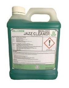 BCH 2302 Jazz Guard General Cleaning Sanitizer Green Chemical