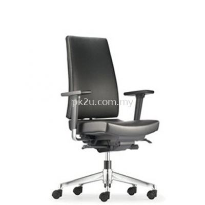 PK-ECLC-20-M-N1- Clover Medium back Chair