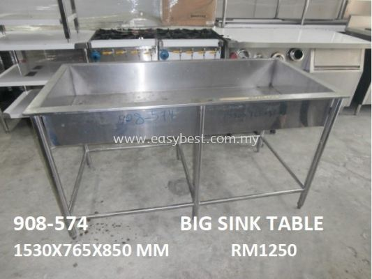 USED : 908-574 (S/SBIG SINK TABLE)
