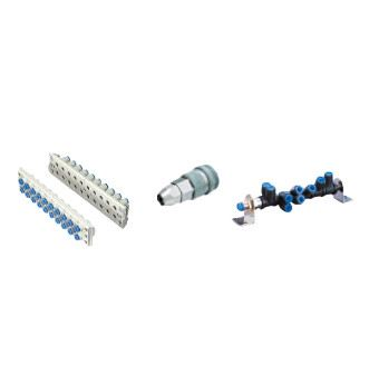 Fittings for General Purposes (S Couplers/Multi-connectors)