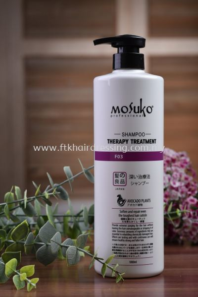 Mosuko Therapy Treatment Shampoo 1000ml