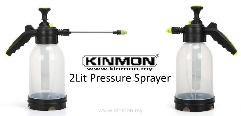 2Lit Pressure Sprayer