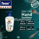 SANI CARE HAND SANITISER (50ML)