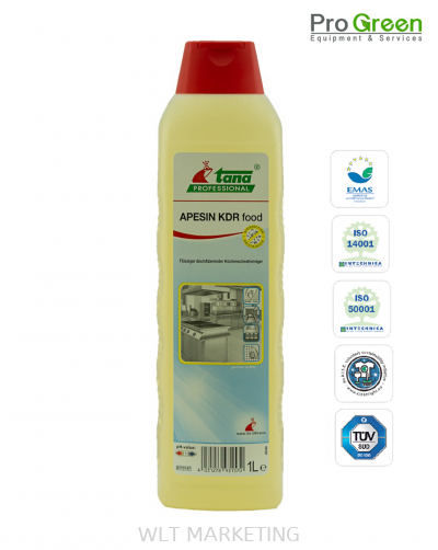 Disinfection Cleaner - Apesin KDR Food 1L