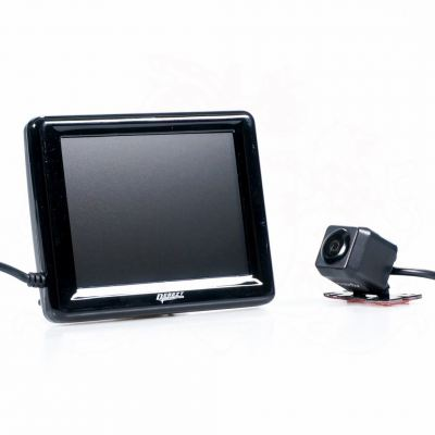 """DEBEZT EHD350-170 (705) R.CAMERA with 3.5"""" MONITOR"""