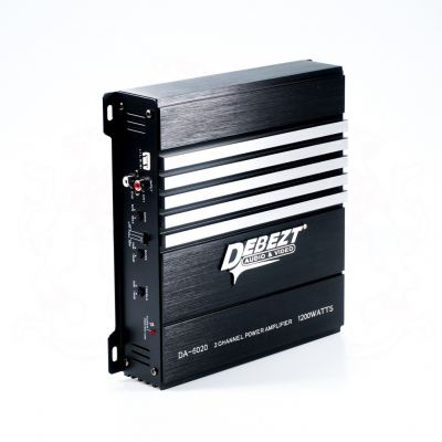 DEBEZT DA-6020 2 CHANNELS AMPLIFIER