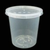 Round Container FF-8 (TLT-8) TLT Plastic Container Packaging