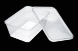 Rectangle Container FF-1000 (TLT-1000) TLT Plastic Container Packaging