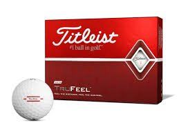 TITLEIST TRU SOFT 2020 GOLF BALLS NORMAL RETAIL RM130 NOW PROMO AT RM80 ONLY!