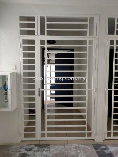Grill Door @Kajang Oasis 1, Mutiara Heights, Kajang, Selangor