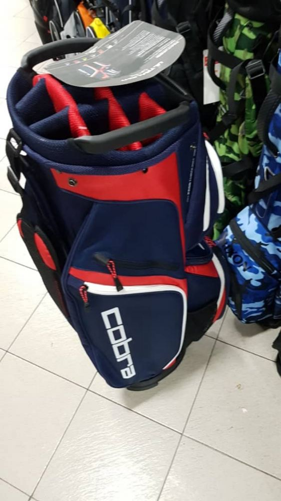 Cobra Cart Bag best buy at RM289 While Stock last Only!!!!