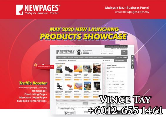 NEWPAGES Product Showcase