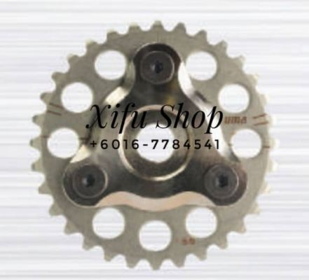 ADJUSTABLE TIMING GEAR UMA RACING SRL115I (02T00630)