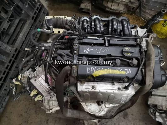Ford Fiesta 1.6 Engine with Gear Box