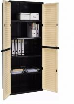 SPS-22 Large storage cabinet (beech)