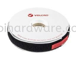 Double Sided Black Velcro Tape  Tapes Packaging Tools