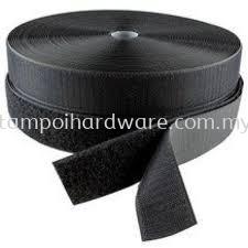 Black Velcro Tape