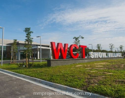 WCT Construction Sdn Bhd (Sale Gallery)