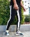 DC TRACK PANTS DOUBLE STRIPE  TRACK PANTS LONG PANTS