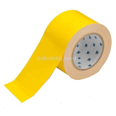Brady 149643 B543 Yellow ToughStripe Max Floor Marking Tape