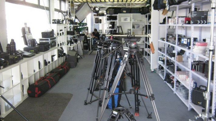 Film Equipment Rental