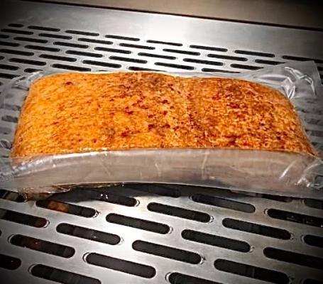 Frozen roast pork