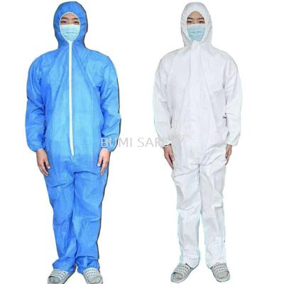 Disposable Isolation Gown / Coverall
