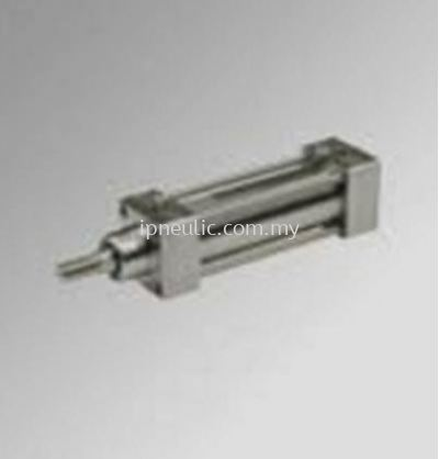 STAINLESS STEEL CYLINDERS ISO 15552