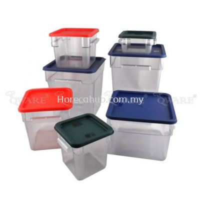 PC SQUARE FOOD STORAGE CONTAINER