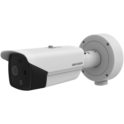 DS-2TD2617-10/PAI. Hikvision Thermal & Optical Bi-spectrum Network Bullet Camera. #AIASIA Connect