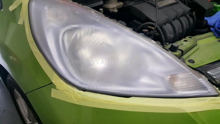 Headlights Restoration, headlamps renewal