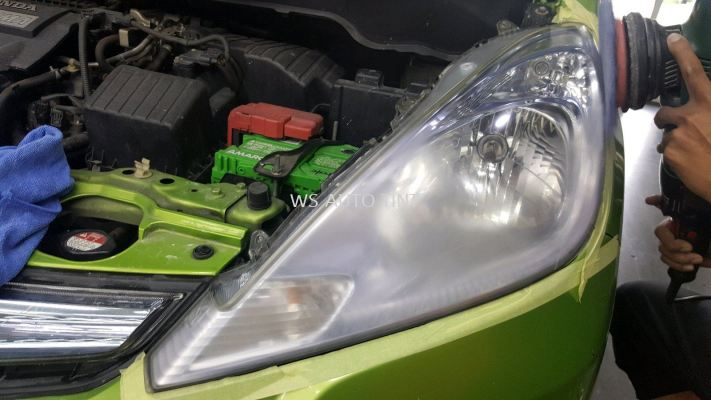 Headlights Restoration, headlamps renewal