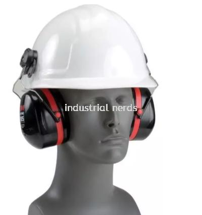 3M Peltor Optime 105 H10P3E Helmet Attached Earmuff NRR 27dB