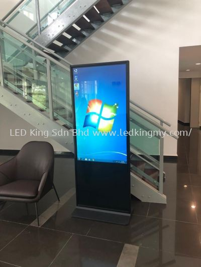 """Touch Screen 55"""" LCD Standee (Windows OS)"""