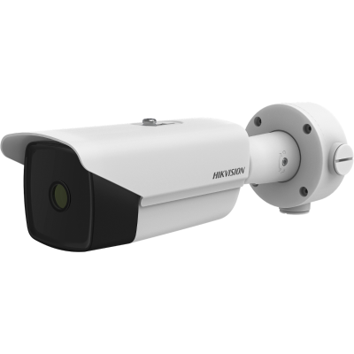 DS-2TD2137-4/P. Hikvision Thermal Network Bullet Camera. #AIASIA Connect