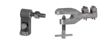 Transmission Tower End Clamps