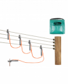 LV Earthing Kits Distribution Line Earthing Field Equipment Portable Earth
