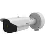 DS-2TD2137-4/PI. Hikvision Thermal Network Bullet Camera. #AIASIA Connect