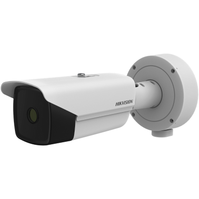 DS-2TD2137-35/P. Hikvision Thermal Network Bullet Camera. #AIASIA Connect