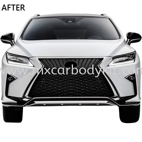LEXUS RX AL20 2016 F-SPORT CONVERSION PARTS  RX AL20 2016 LEXUS