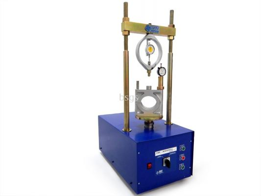 Soil-Marshall Compression Testing Machine (BS 5002)