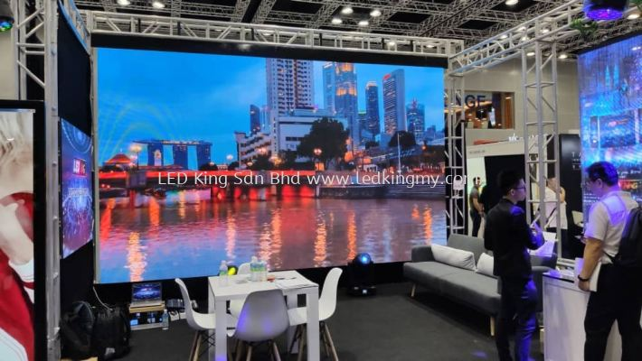 P4 Indoor Full Color LED Screen Rental